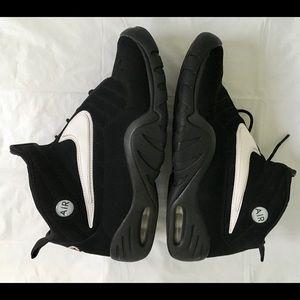 Nike Air Shake Ndestrukt Black White Men's